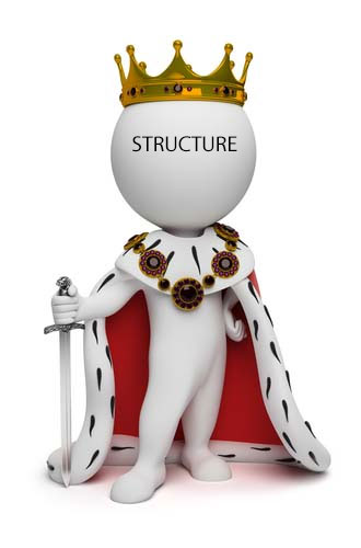 structure-is-king
