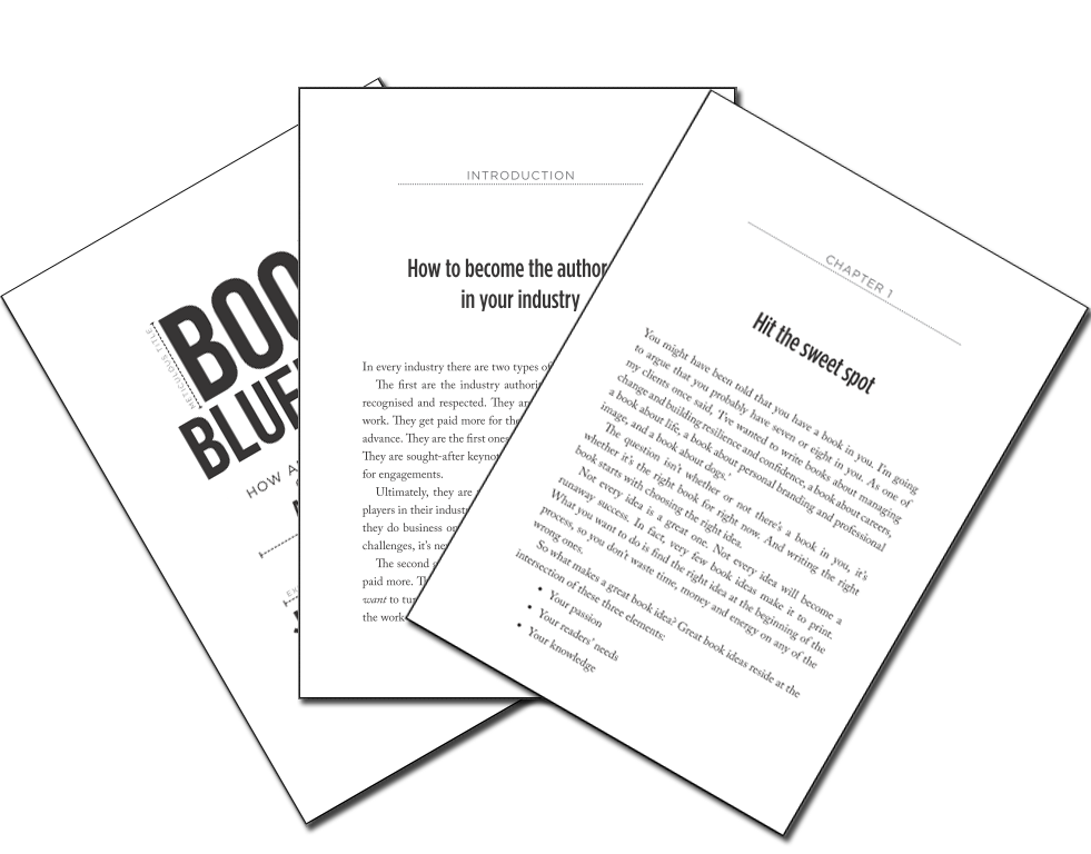 Book blueprint how any entrepreneur can write an awesome book cant wait malvernweather Images