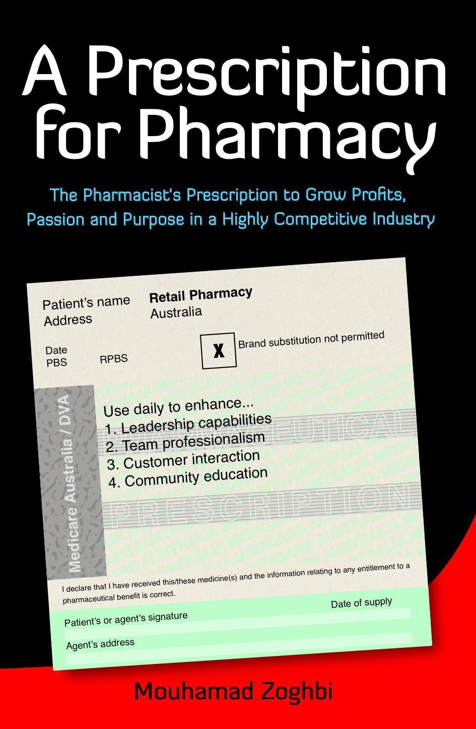 The Prescription for Pharmacy