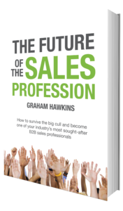 The Future of the Sales Profession 3D