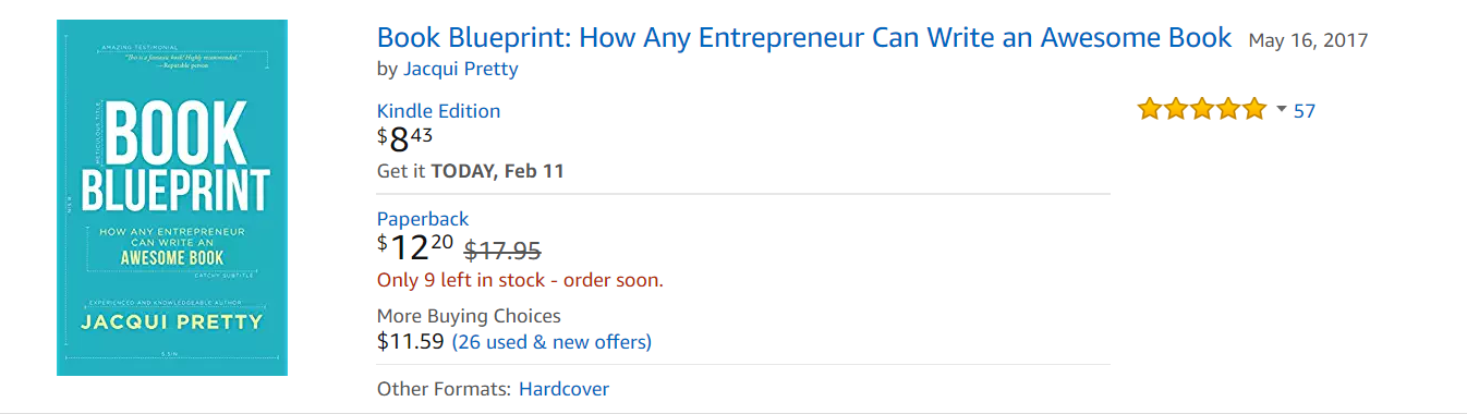 book-blueprint-amazon-bestseller