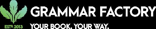 Grammar Factory Self-Publishing