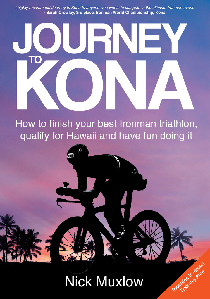 Journey to Kona book cover
