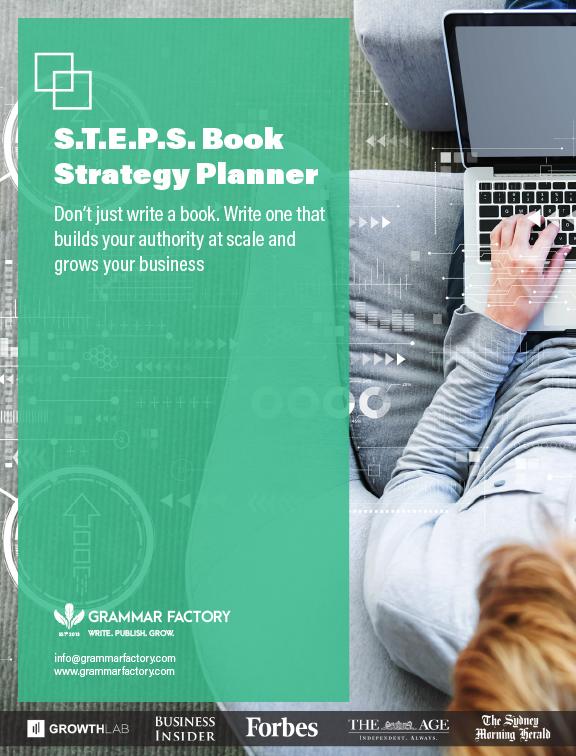 STEPS Book Planner