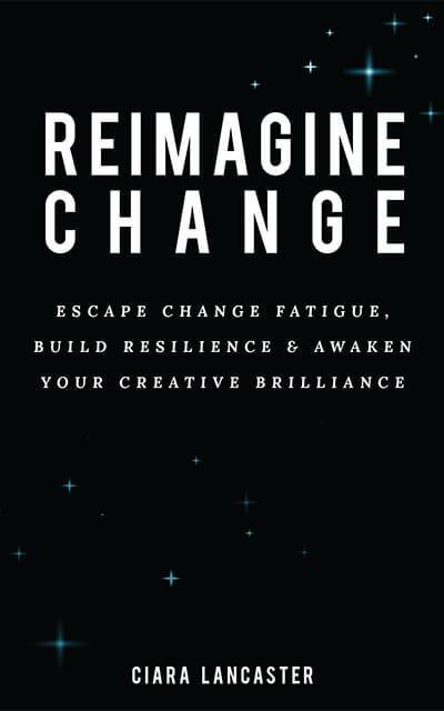Reimagine Change cover
