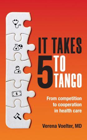 It Takes Five to Tango